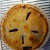 Cómo hacer uva Concord Pie De la cocina Oler
