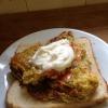 Cómo hacer Cilantro Tortilla desayuno Treat