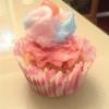 Cómo hacer caramelo de algodón / seda del caramelo Cupcakes