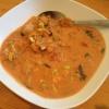 Cómo hacer cremosa de tomate Pollo #Healthyeating