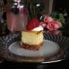 Cómo hacer Bares Crème Brûlée Cheesecake