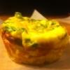 Cómo hacer Crustless del Quiche de espinacas