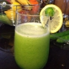 Cómo hacer bebidas Pepino Limón Miel Saludable