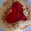 Cómo hacer lindo Forma Pancakes Corazón