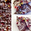 Cómo hacer chocolate oscuro Corteza