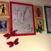 Cómo hacer la decoración de papel mariposas -)!