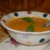 Cómo hacer asado delicioso sopa de tomate
