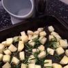 Cómo hacer delicioso romero Patatas