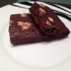 Cómo hacer Brownies de chocolate doble