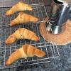 Cómo hacer fácil y deliciosa canela Azúcar croissants