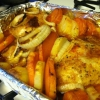 Cómo hacer fácil y No Mess pollo y patatas