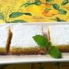 Cómo hacer Cuadrados Fácil y delicioso limón