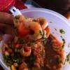 Cómo hacer fácil Caribe Coctel de camarón