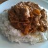 Cómo hacer fácil pollo satay