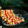 Cómo hacer fáciles de pollo Tikka Pinchos