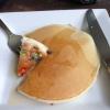 Cómo hacer fácil confeti Pancakes