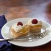 Cómo hacer fácil limón Tartas en cáscaras de coco Macarrones