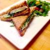 Cómo hacer fácil llevar: Nutty Feta Sandwich