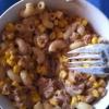 Cómo hacer fácil atún y maíz dulce Pasta
