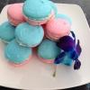 Cómo hacer fácil Vanilla Rose Macarons