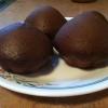 Cómo hacer Eggless Mollete del chocolate