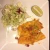 Cómo hacer enchiladas con ensalada de col