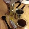 Cómo hacer Espresso en un quemadores.