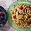 Cómo hacer Rápido, Fácil, Sin Gluten (o no) Ensalada de pasta