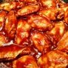 Cómo hacer para chuparse los dedos-buena dieta Cola Alitas de pollo