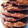 Cómo hacer harina-Less & Butter-Menos cookies de chocolate