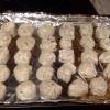 Cómo hacer galletas Olvidados