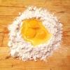 Cómo hacer fresco de pasta de huevo
