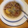 Cómo hacer fresco Jamón / sopa de col Primal / Paleo Estilo