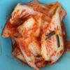 Cómo hacer fresco Kimchi (생김치)