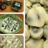 Cómo hacer congelados Blueberry Yogurt Bites