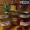 Cómo hacer Espíritus infusión de frutas (alcohol)