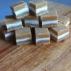 Cómo hacer Fudgy caramelo Dulces