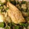 Cómo hacer ajo parmesano Pollo Con Verduras