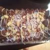 Cómo hacer chocolate alemán almendra Alegría Ice Cream Cake