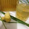 Cómo hacer té de jengibre Lemon Grass