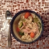 Cómo hacer sin gluten Chicken Noodle Soup