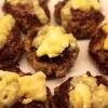 Cómo hacer queso de cabra y cordero empanadas