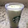 Cómo hacer té verde Latte
