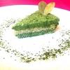 Cómo hacer pastel de té verde Mousse