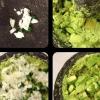 Cómo hacer guacamole en un Molcajete Mexicano
