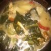 Cómo hacer sopa de pollo Sanación
