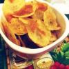 Cómo hacer patatas fritas al horno sana de papa
