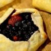 Cómo hacer Saludables Berry Galettes