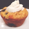 Cómo hacer Muffins Healthy Blueberry Lemon