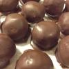 Cómo hacer Saludables Fecha de chocolate Trufas